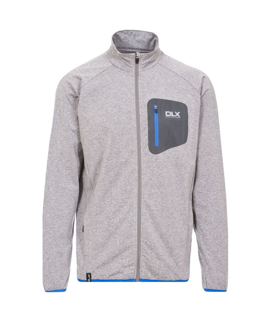 Image for Trespass Mens Colson Full Zip Active Top