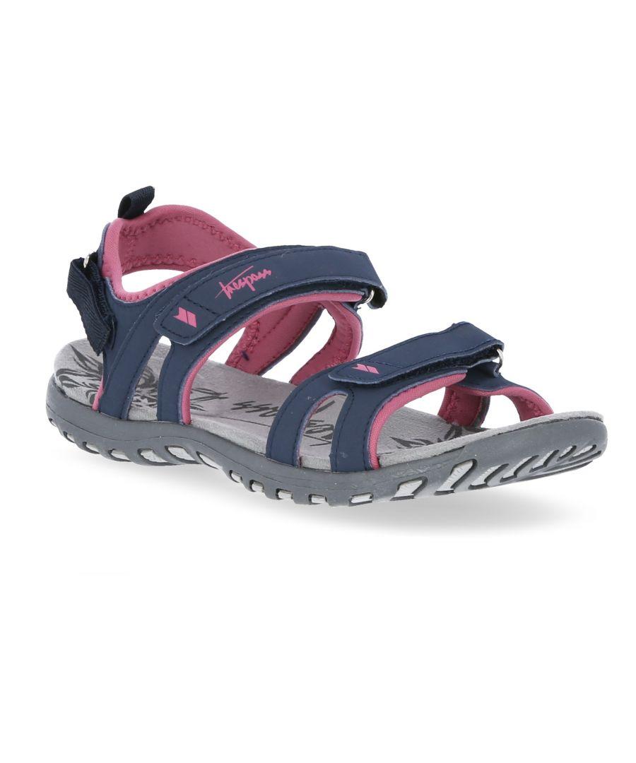 Image for Trespass Womens/Ladies Serac Walking Sandals