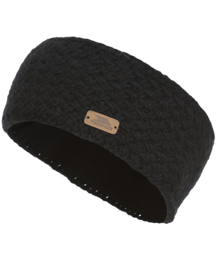 Image for Trespass Womens/Ladies Bryony Winter Earwarmer