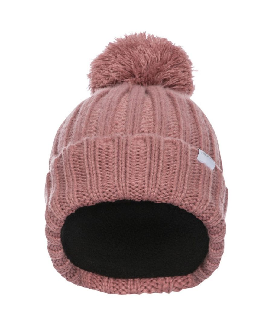 Image for Trespass Womens/Ladies Alisha Winter Pom Pom Hat