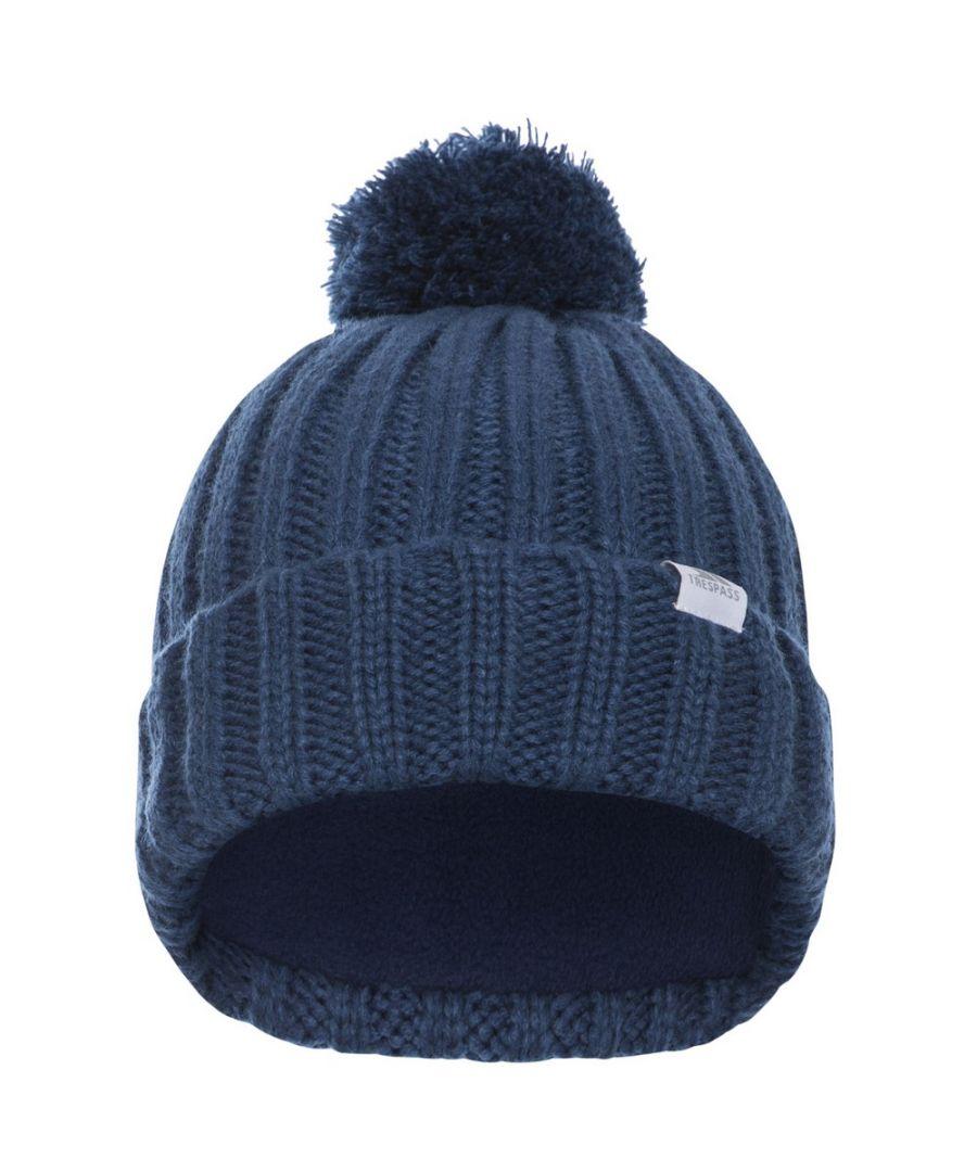 Image for Trespass Womens/Ladies Alisha Winter Pom Pom Hat