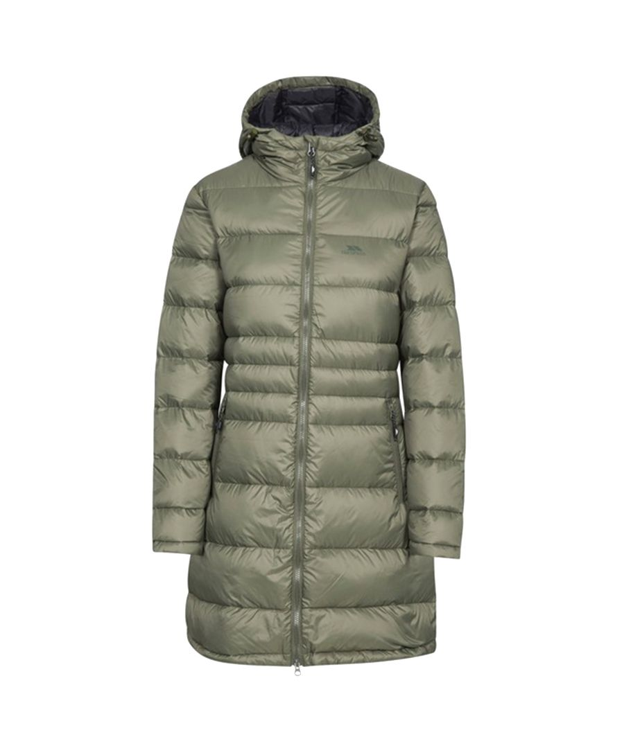 Image for Trespass Womens/Ladies Marge Down Jacket