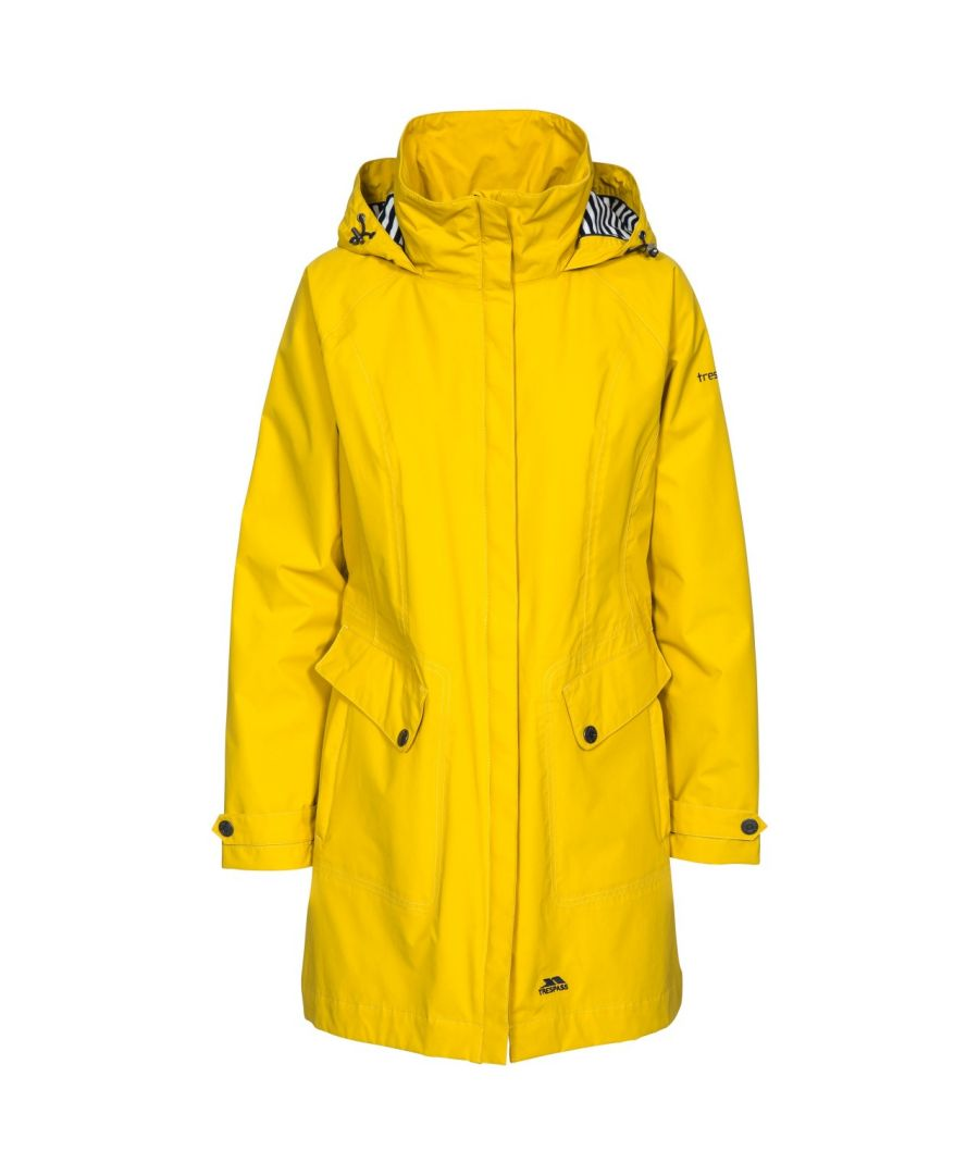 Image for Trespass Womens/Ladies Rainy Day Waterproof Jacket