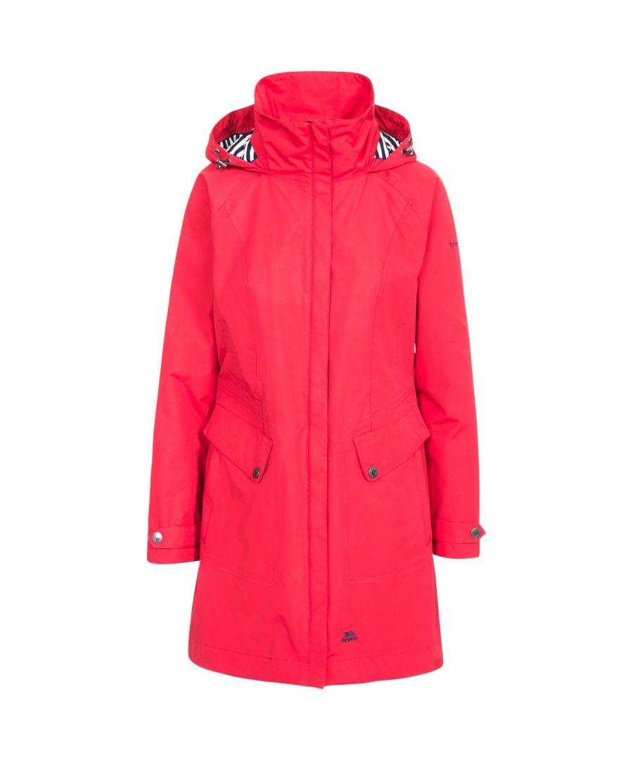 Image for Trespass Women's Rainy Day Waterproof Jacket