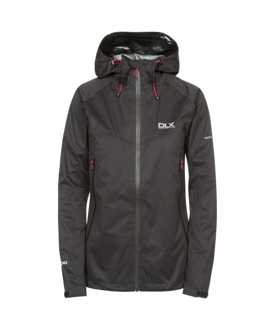 Image for Trespass Womens/Ladies Erika II Waterproof DLX Jacket