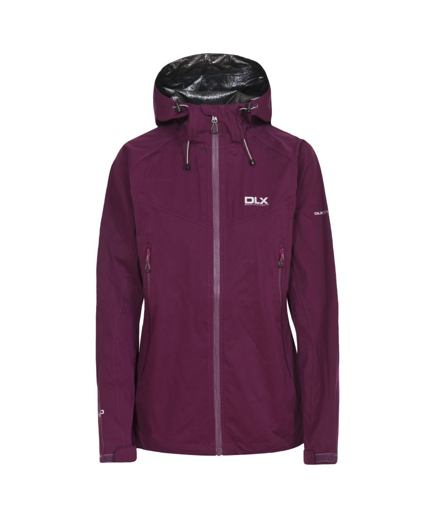 Image for Trespass Womens/Ladies Erika II Waterproof DLX Jacket