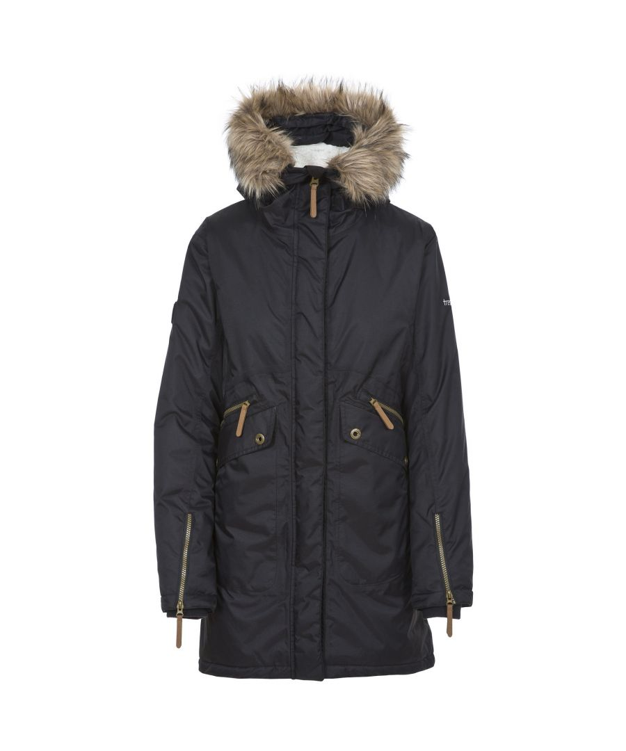 Image for Trespass Womens/Ladies Eternally Waterproof Parka Jacket