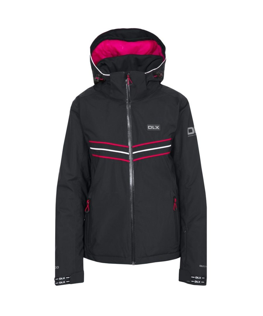 Image for Trespass Womens/Ladies Hildy Waterproof DLX Ski Jacket