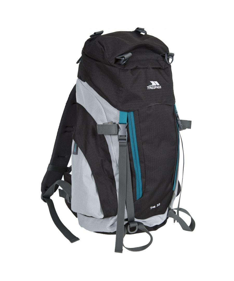 Image for Trespass Trek 33 Rucksack/Backpack (33 Litres)