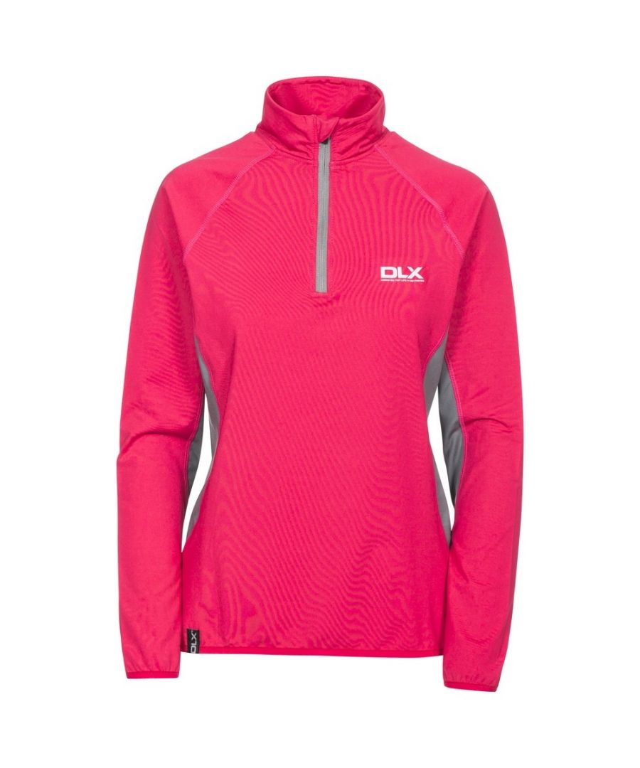 Image for Trespass Womens/Ladies Frey Long Sleeve DLX Active Top