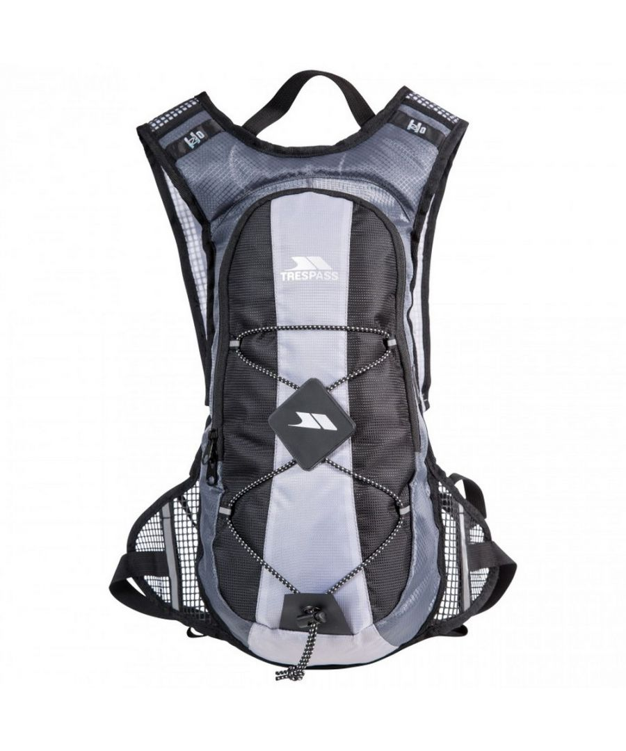 Image for Trespass Mirror Hydration Backpack/Rucksack (15 Litres) With Water Resevoir (2 Litres)