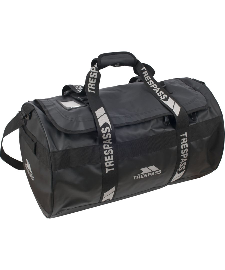 Image for Trespass Blackfriar Waterproof Holdall Bag (60 Litres)