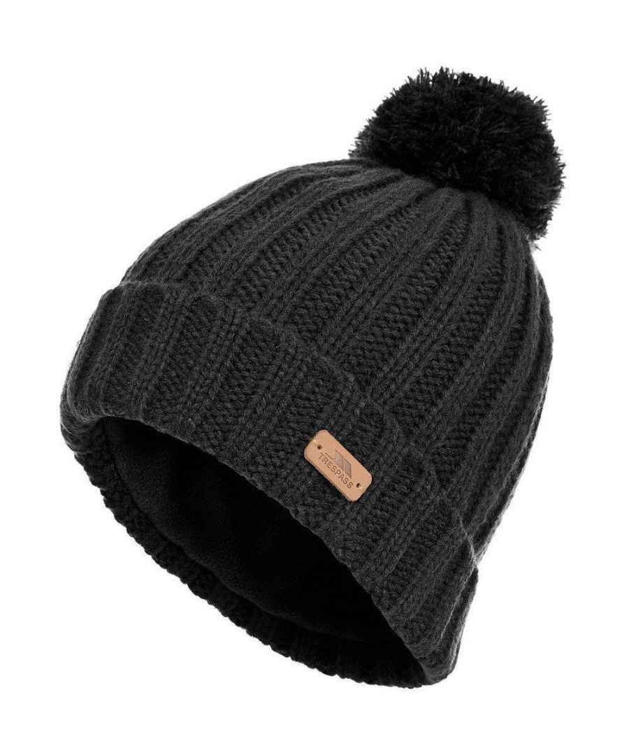 Image for Trespass Mens Thorns Beanie Hat