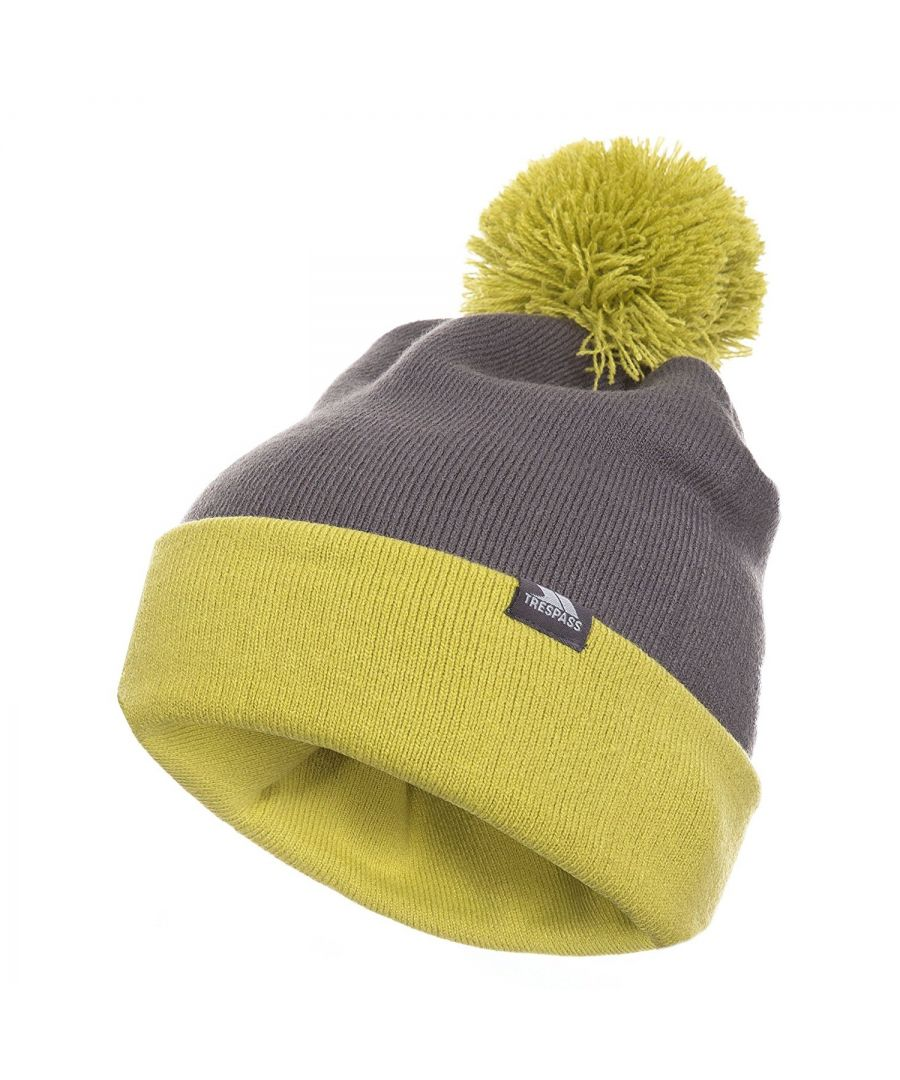 Image for Trespass Mens Bradie Beanie Hat