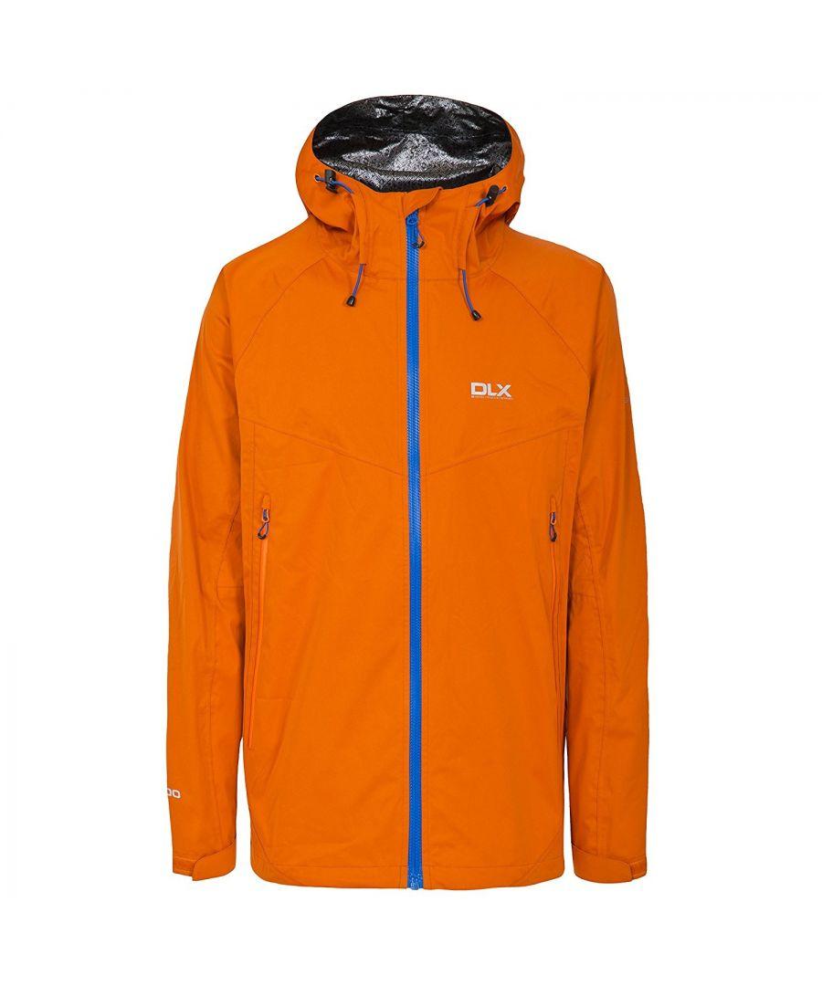 Image for Trespass Mens Edmont II DLX Waterproof Jacket