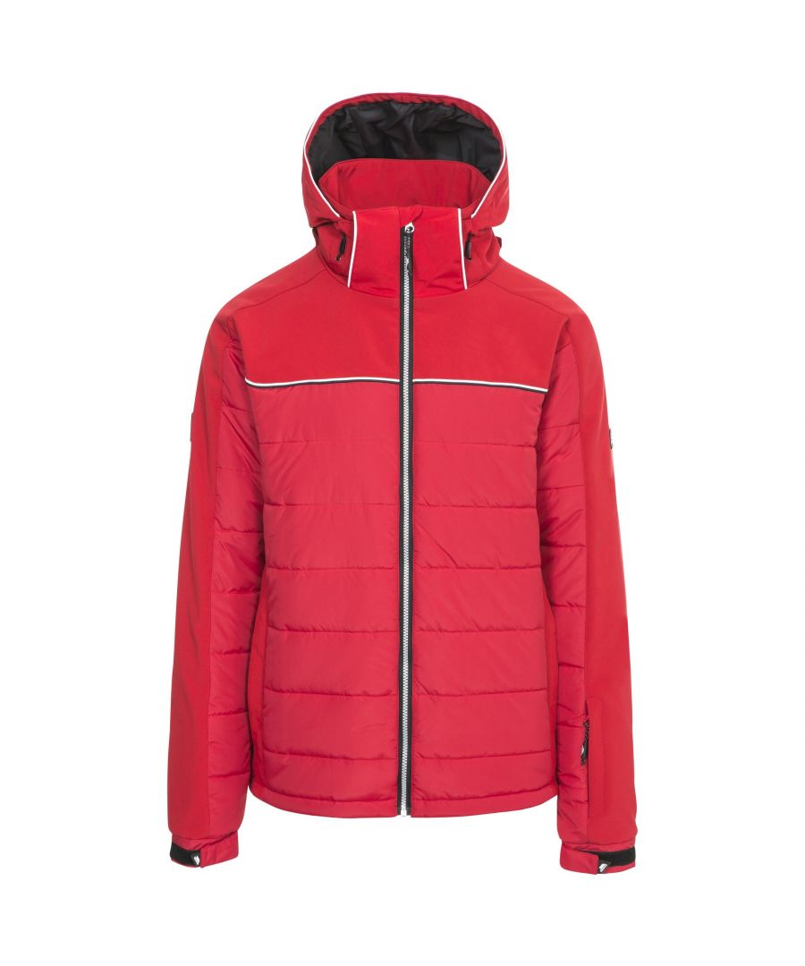 Image for Trespass Mens Drafted Windproof Ski Jacket