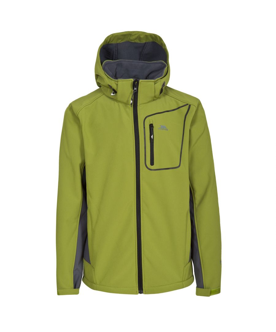 Image for Trespass Mens Strathy II Softshell Jacket
