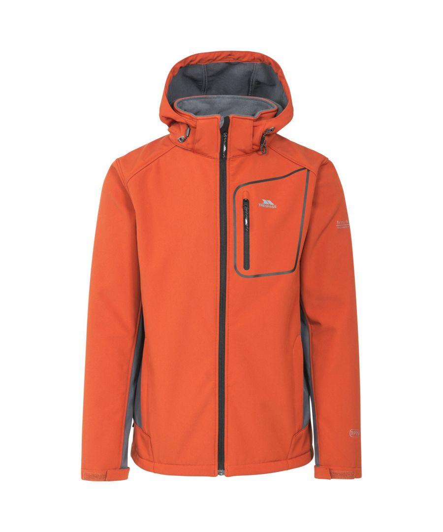 Image for Trespass Mens Strathy II Softshell Jacket