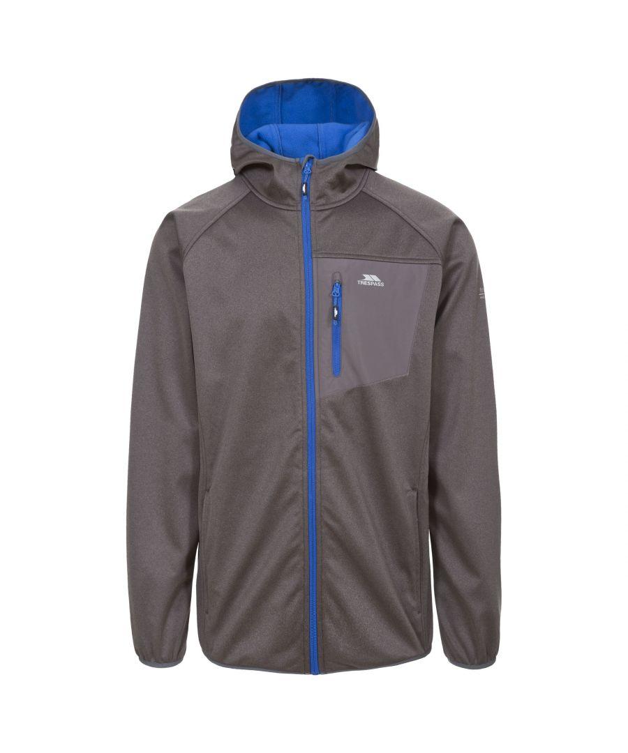 Image for Trespass Mens Dayton Softshell Jacket