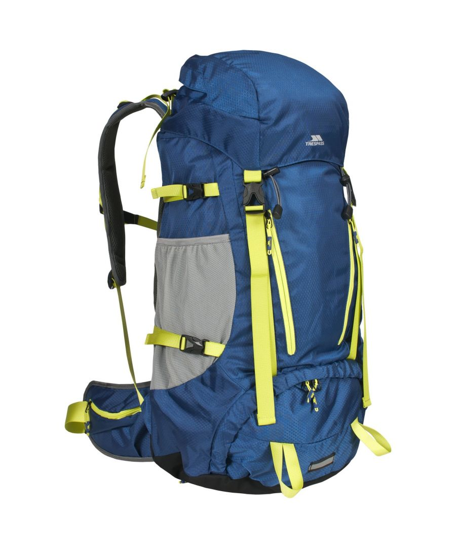 Image for Trespass Iggy Waterproof Hiking Backpack/Rucksack (45 Litres)
