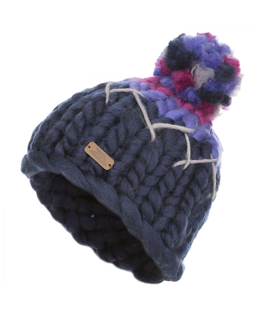 Image for Trespass Childrens/Kids Ellery Bobble Hat