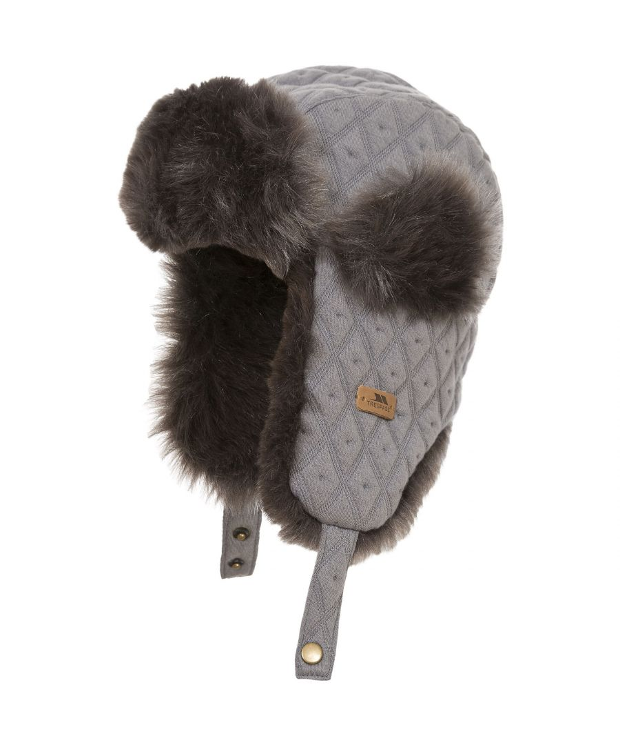 Image for Trespass Childrens/Kids Kendall Trapper Hat