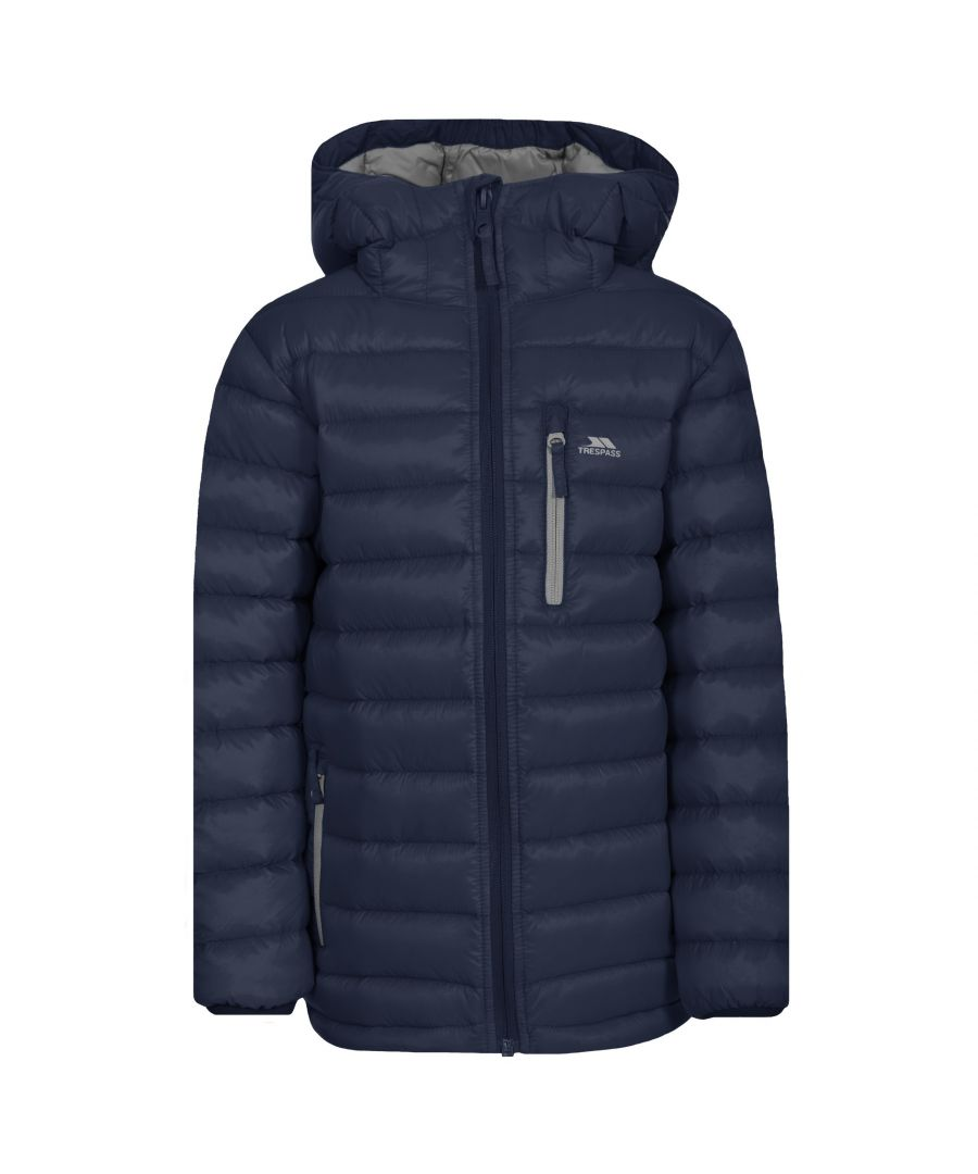Image for Trespass Childrens/Kids Morley Down Jacket