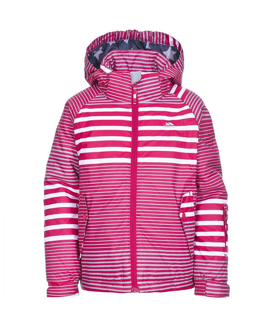 Image for Trespass Childrens/Kids Oakle Waterproof Jacket