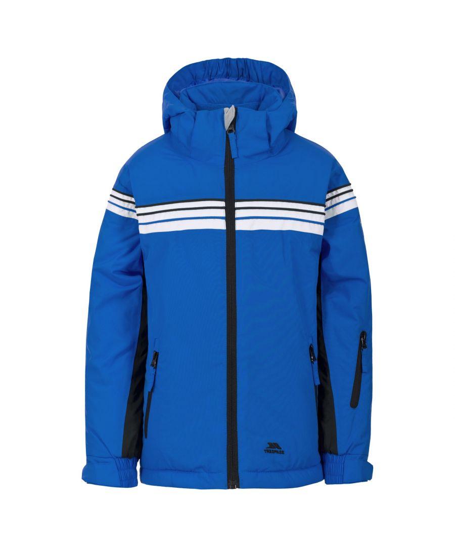 Image for Trespass Childrens/Kids Priorwood Waterproof Jacket