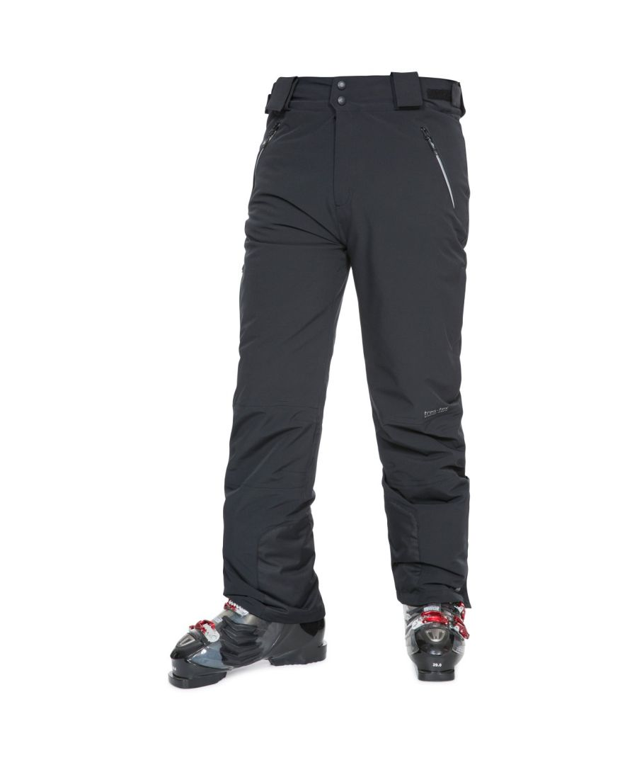 Image for Trespass Mens Pitstop Waterproof Ski Trousers