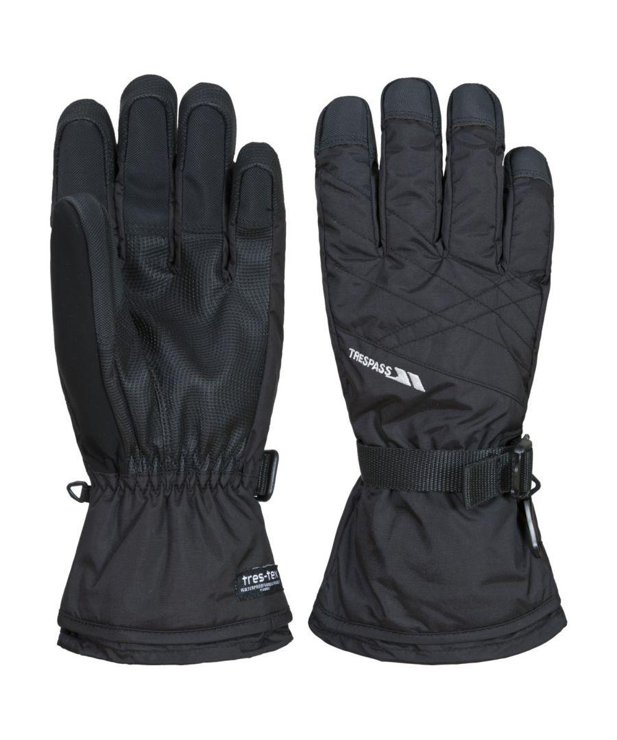 Image for Trespass Mens Reunited II Ski Gloves