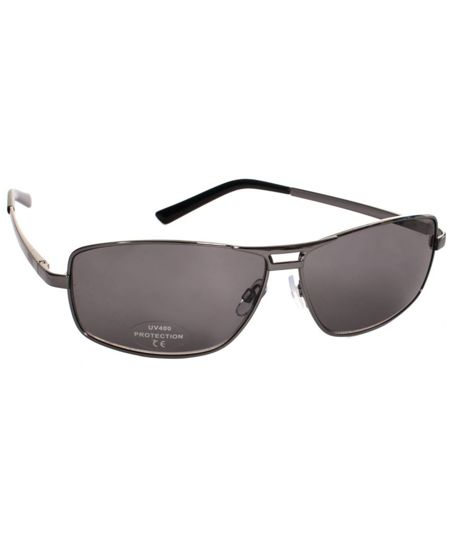 Image for Trespass Adults Unisex Enforcement Tinted Sunglasses