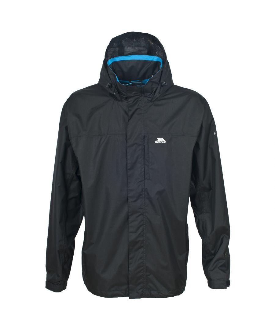 Image for Trespass Mens Fraser II Waterproof Jacket