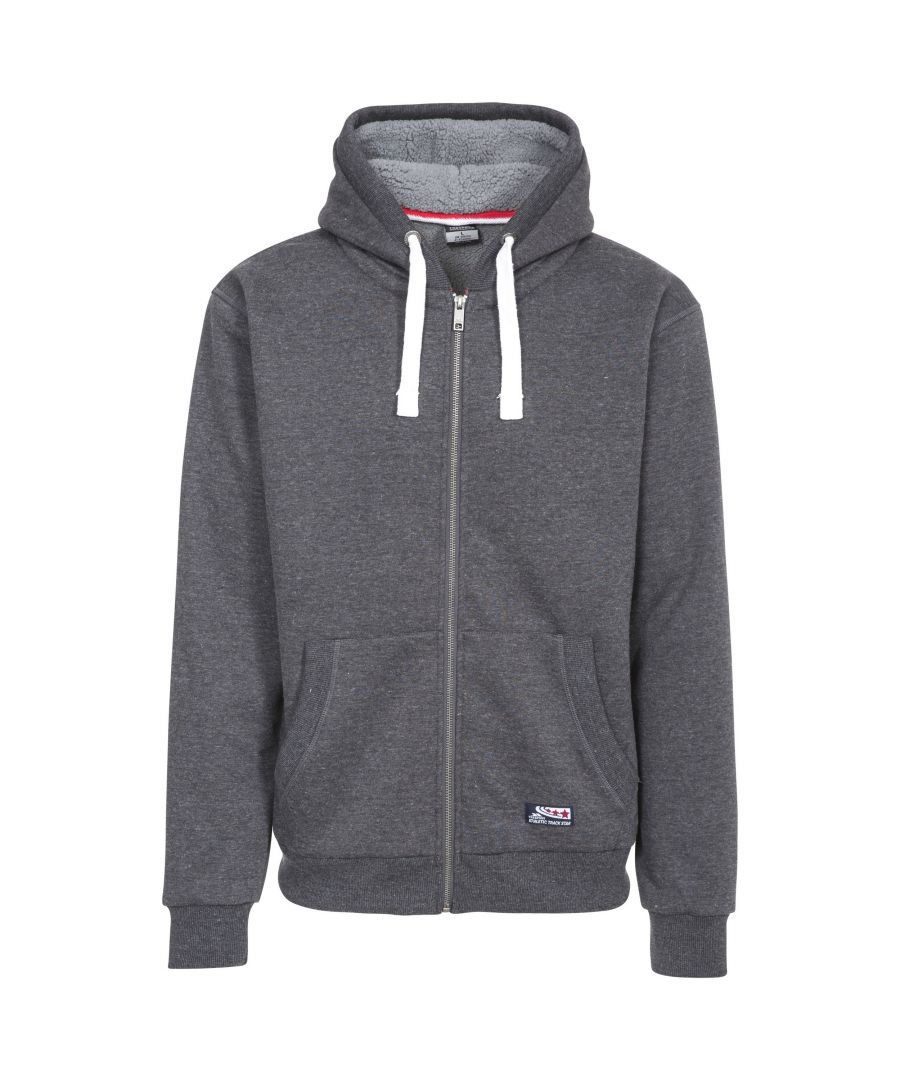 Image for Trespass Mens Feldy Casual Full Zip Hoodie