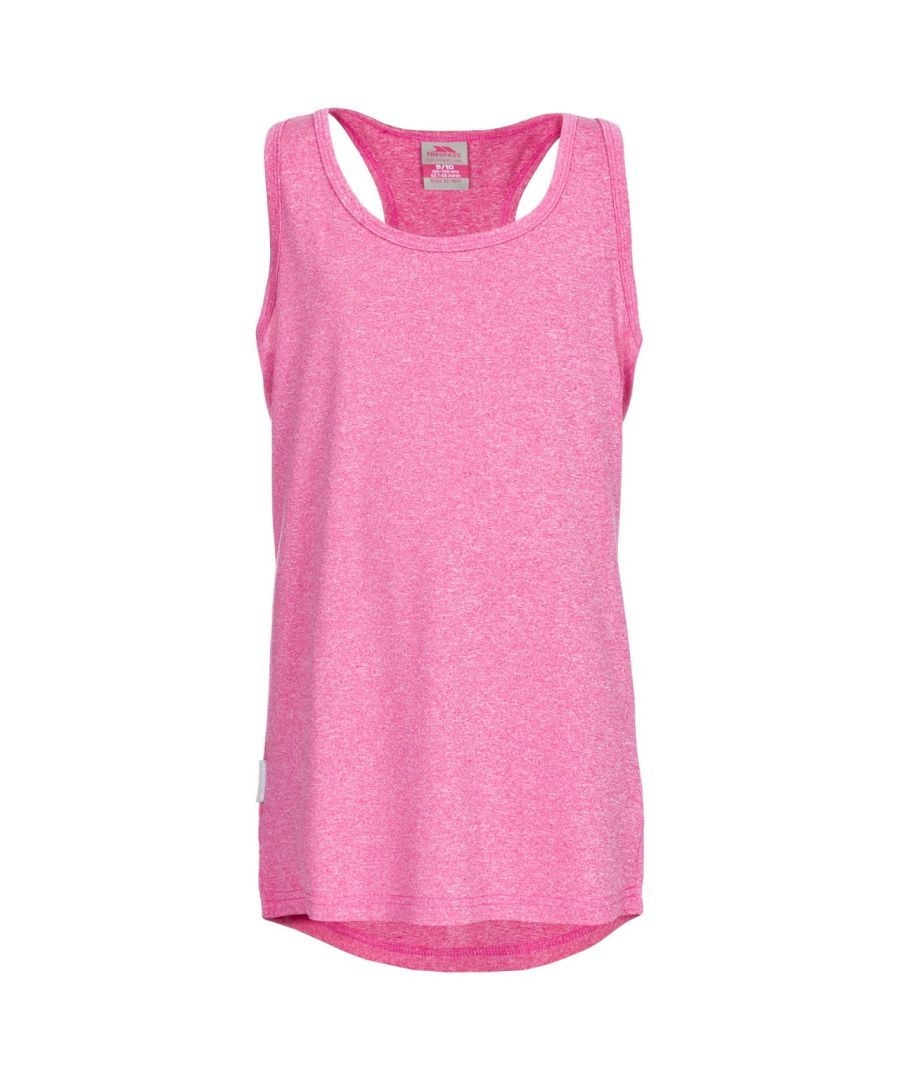 Image for Trespass Childrens Girls Bali Active Vest Top