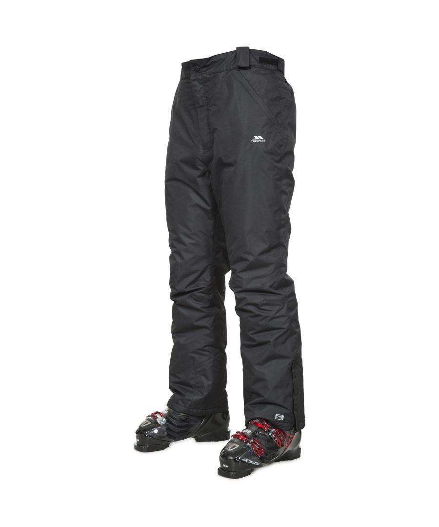 Image for Trespass Mens Toledo Waterproof Ski Trousers