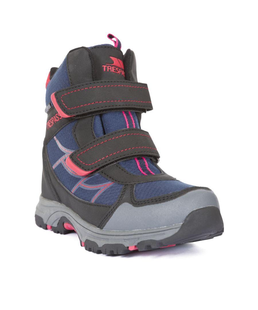 Image for Trespass Childrens/Kids Julien Waterproof Winter Boots
