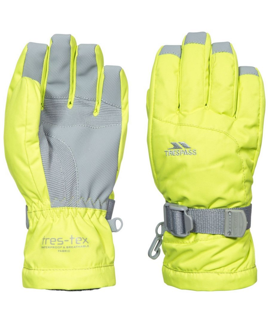 Image for Trespass Childrens/Kids Simms Waterproof Gloves