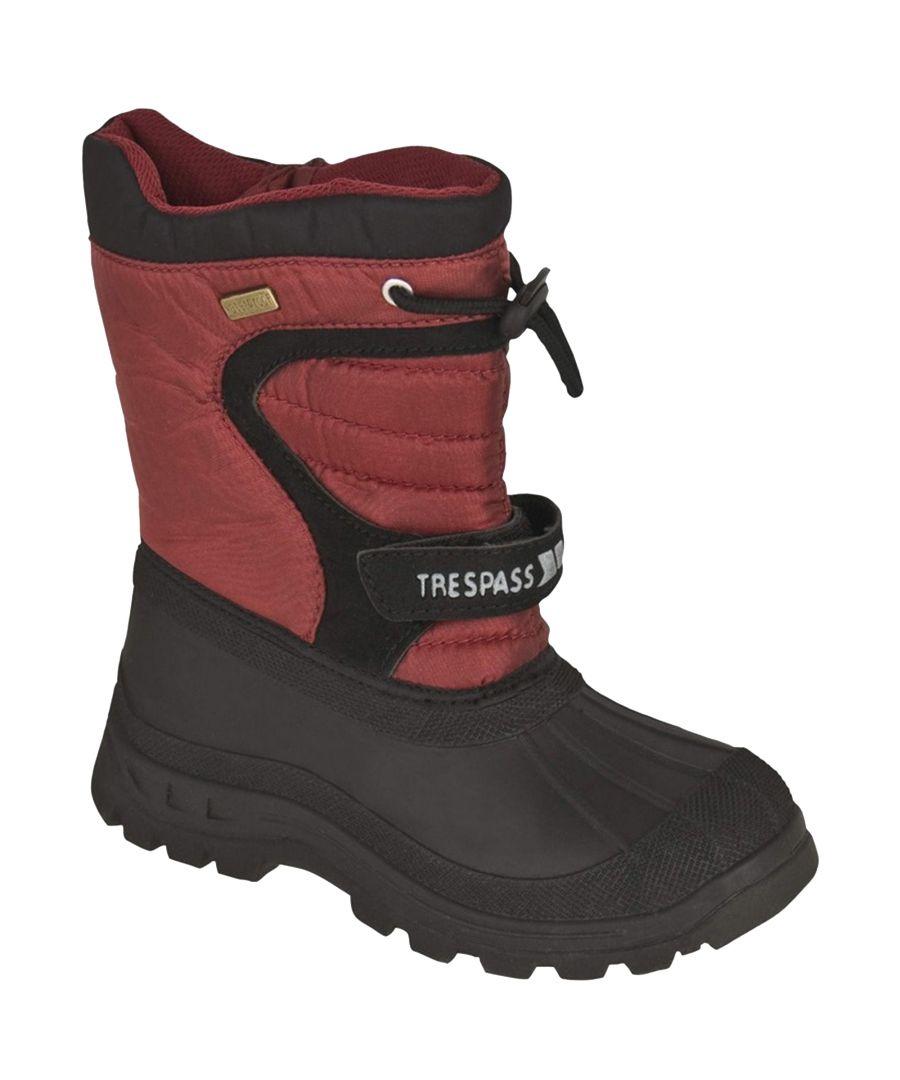 Image for Trespass Childrens/Kids Huskie Waterproof Snow Boot