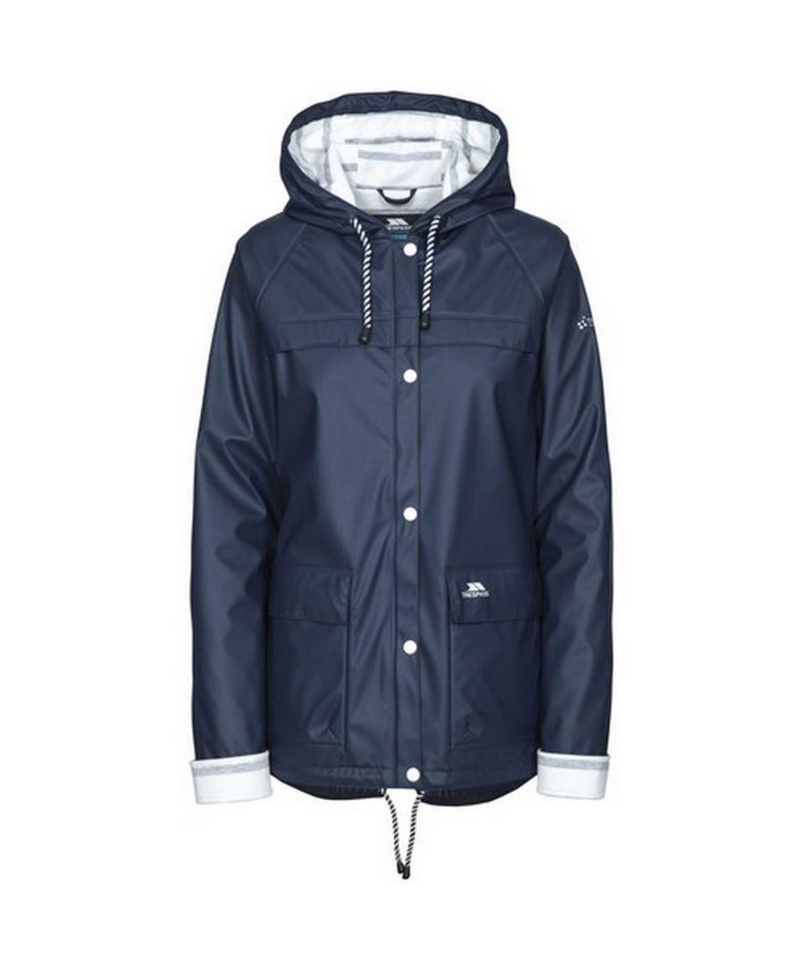 Image for Trespass Womens/Ladies Muddle Waterproof Jacket