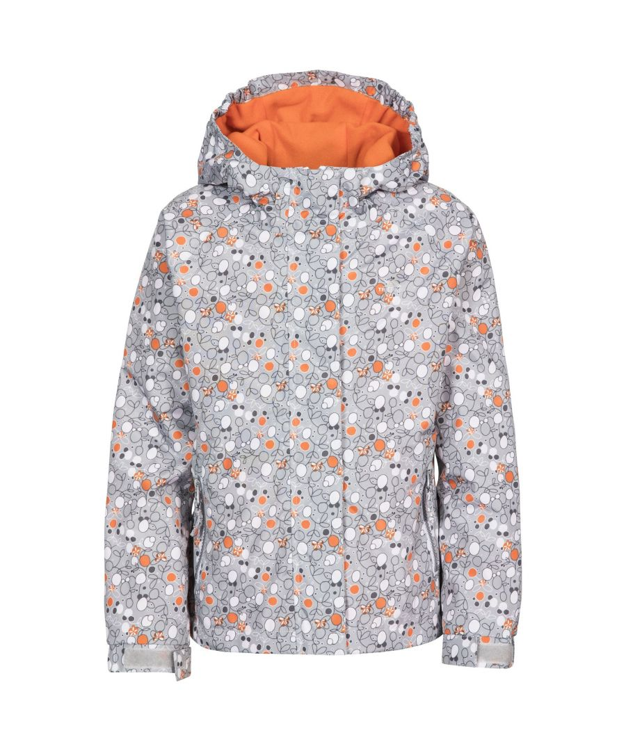 Image for Trespass Childrens Girls Hopeful Waterproof Rain Jacket