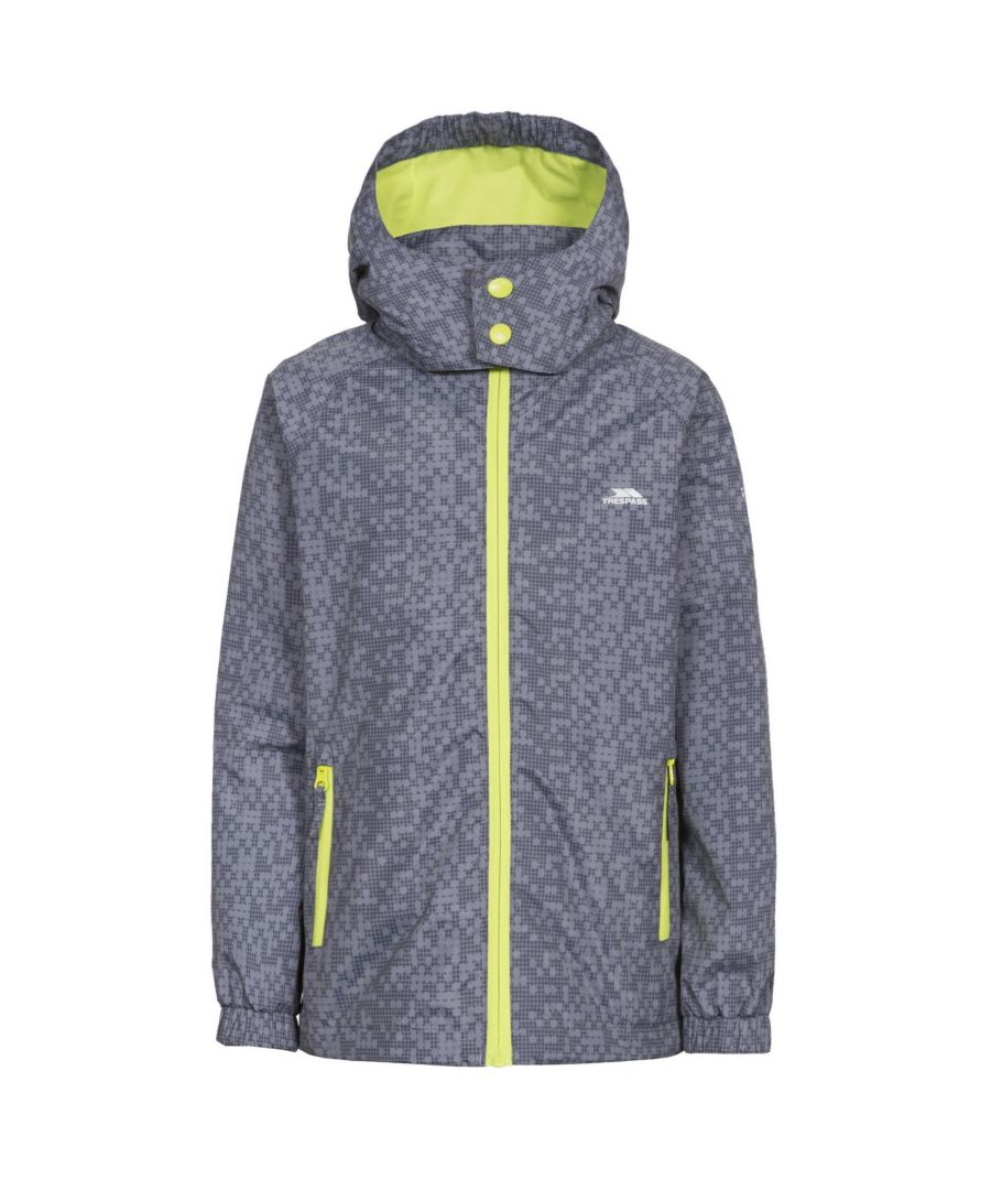 Image for Trespass Childrens Boys Sweeper Waterproof Jacket