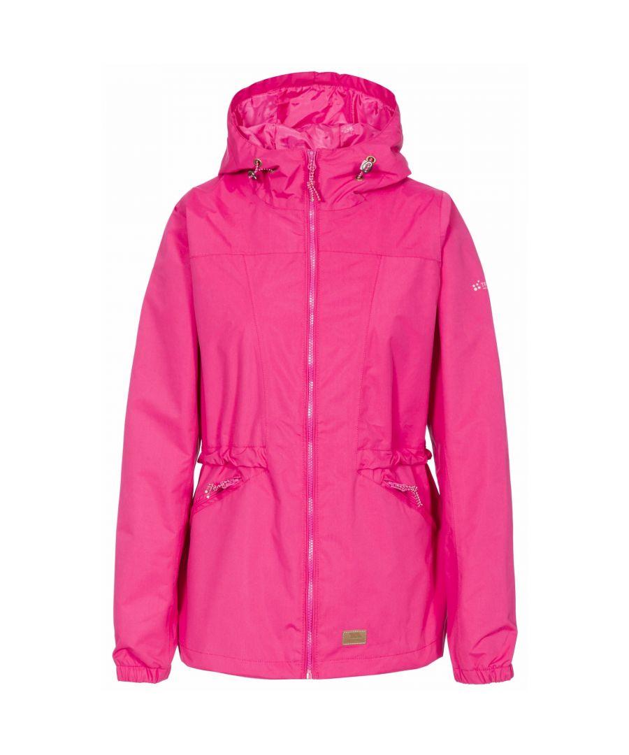 Image for Trespass Womens/Ladies Cruella Waterproof Jacket