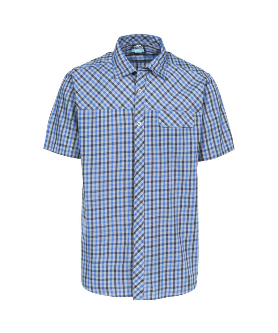 Image for Trespass Mens Juba Short Sleeve Casual Shirt