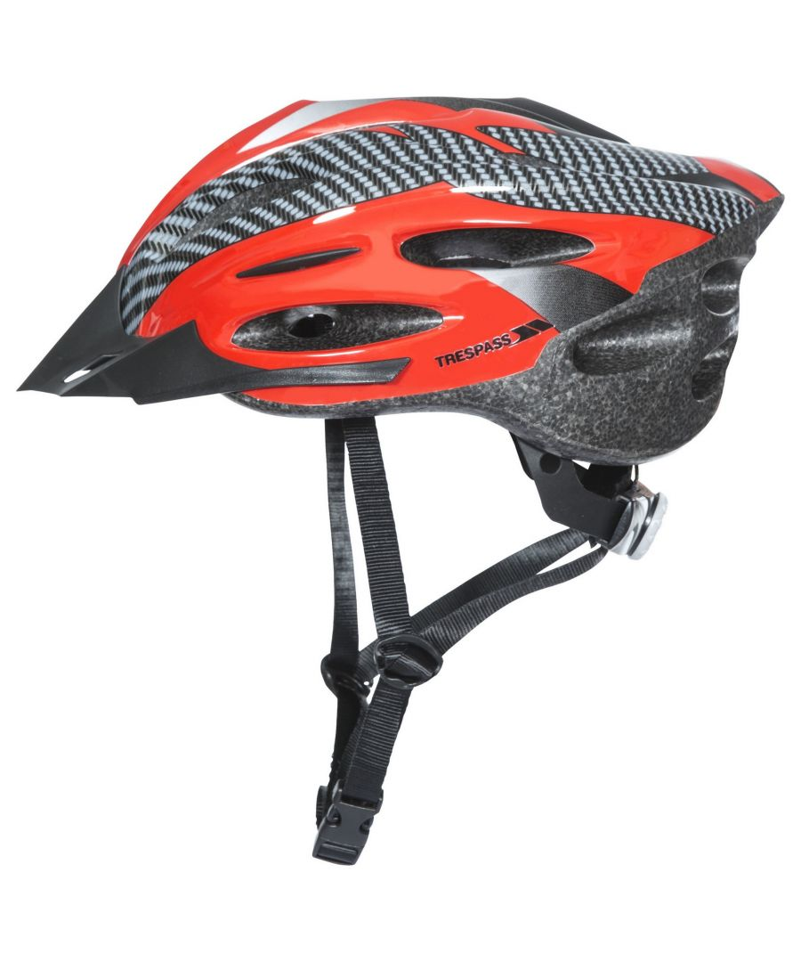 Image for Trespass Adults Unisex Crankster Cycling Helmet