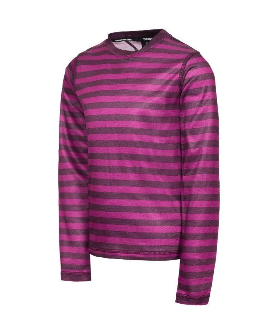 Image for Trespass Childrens/Kids Oaf Base Layer Top