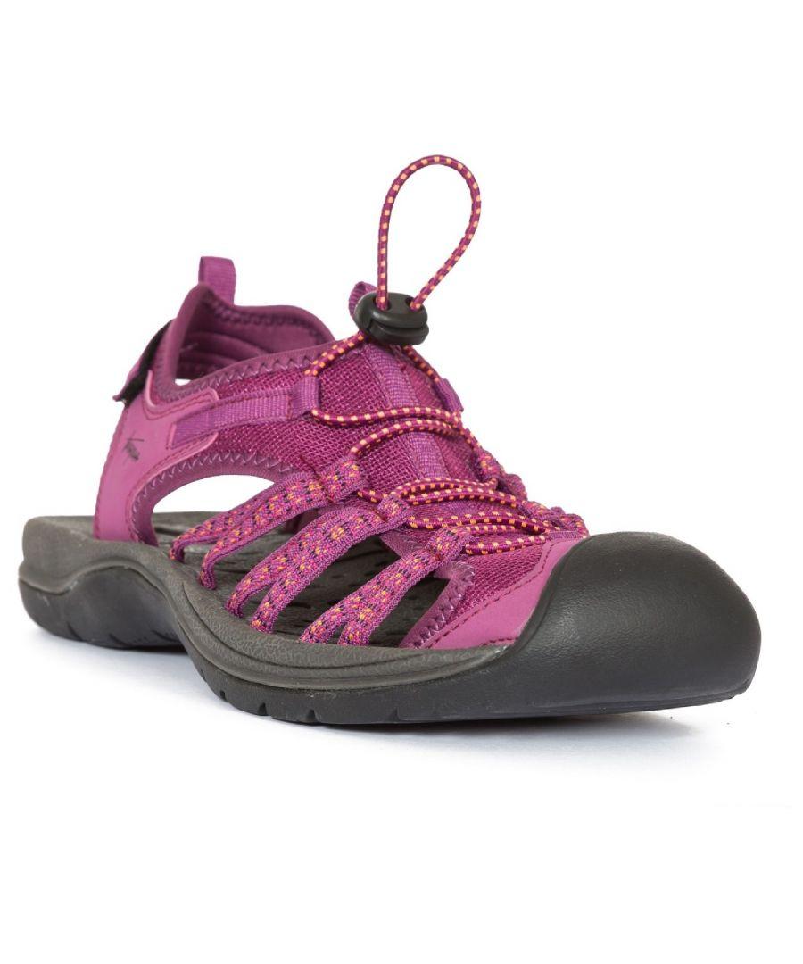 Image for Trespass Womens/Ladies Brontie Active Sandals