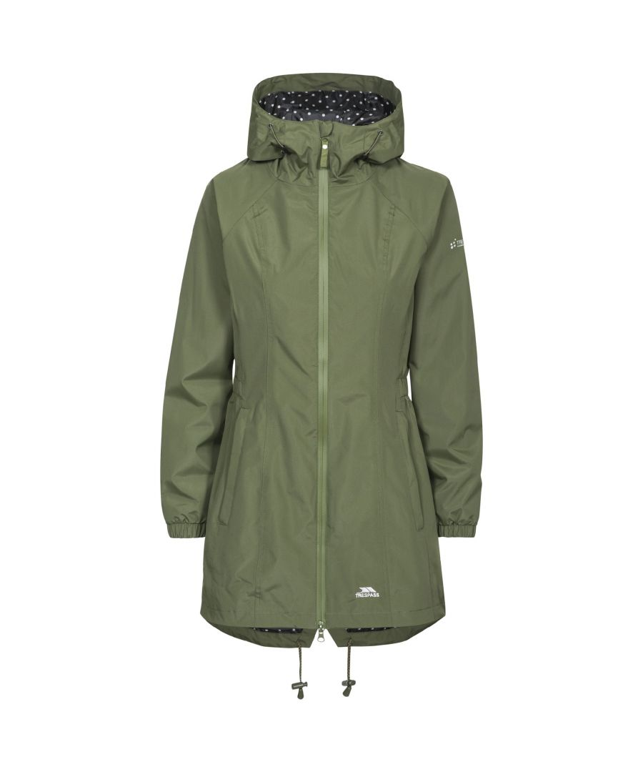 Image for Trespass Womens/Ladies Waterproof Shell Jacket