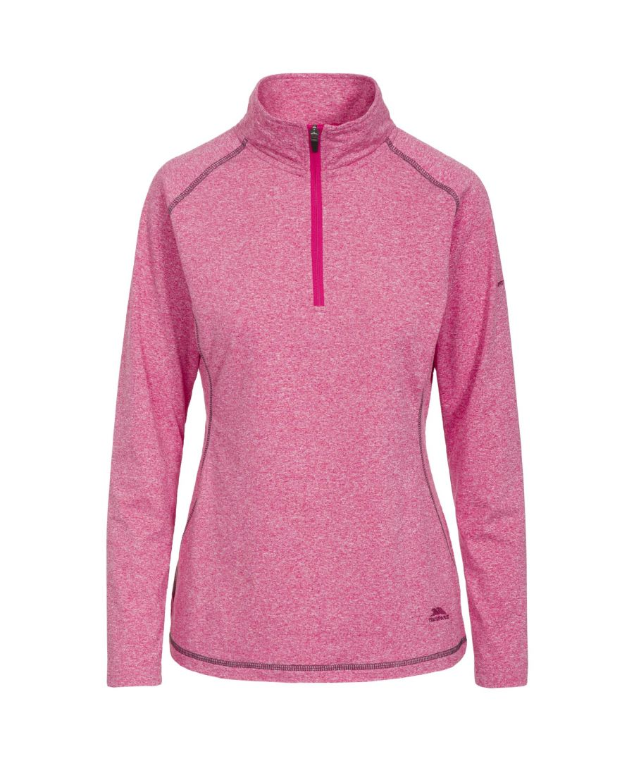 Image for Trespass Womens/Ladies Zirma Long Sleeve Active Top
