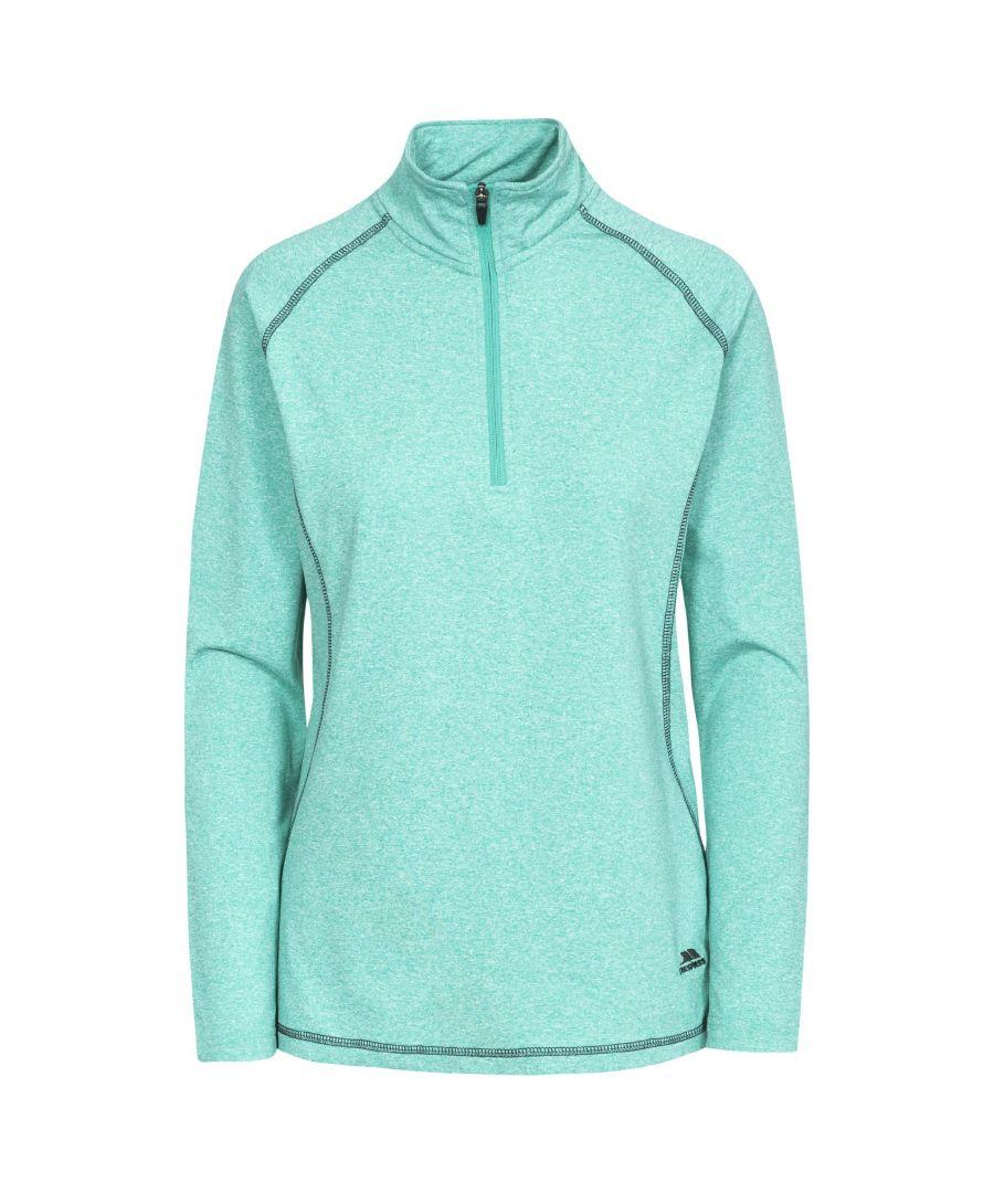 Image for Trespass Womens/Ladies Zirma Long Sleeve Active Top
